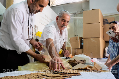 Passover Preparations in Jerusalem, Israel