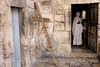 Orthodox Easter at the Holy Sepulchre in Jerusalem, Israel