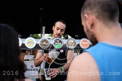 Beer Festival in Jerusalem, Israel