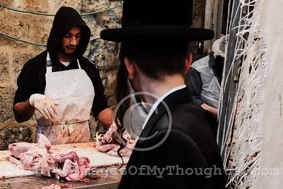 Yom Kippur in Jerusalem, Israel