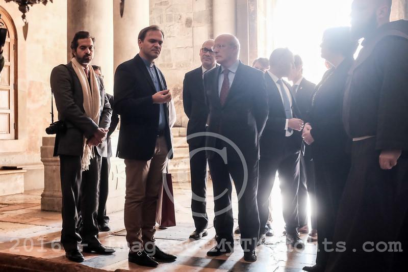 Portuguese FM Silva Visits Israel