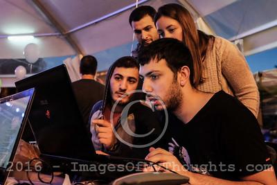 Cyber (K)night 2016 in Jerusalem, Israel