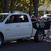 The Chadron State College Social Science Club entry in the 2016 CSC Homecoming parade. (Photo by Conor Casey/CSC)
