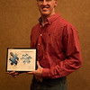 William Krause of Canyon Lake, Texas, was the recipient of the Young Eagle Award at the Rising Sophomore Recognition Ceremony Monday, April 25, 2016, in the Chadron State College Student Center. (Tena L. Cook/Chadron State College)