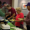 MTNA hosts attendees for a pancake breakfast in Memorial Hall on Family Day, Sept. 17 2016. (Photo by Conor Casey/CSC)