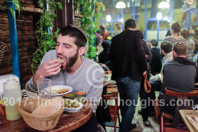 Daily Life in Jerusalem, Israel