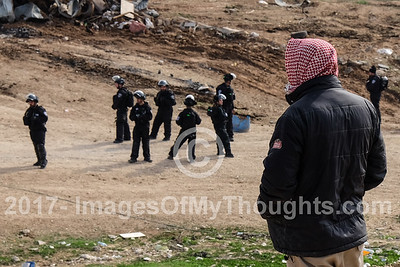 Bedouin Home Demolitions in Umm Al Hiran, Israel