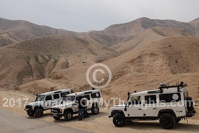 Jahalin Bedouins in the West Bank, Israel