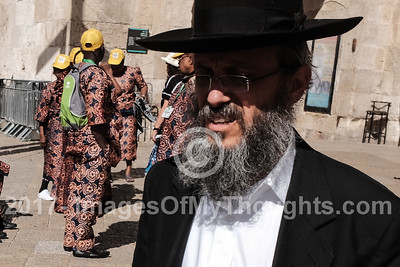 Daily Life in the Old City of Jerusalem, Israel