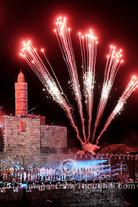 Jerusalem Unification 50th Jubilee Celebrations in Jerusalem, Israel
