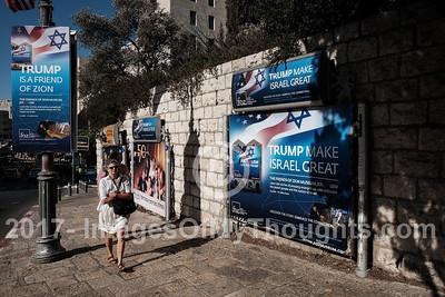 US Pres. Trump to Visit Israel