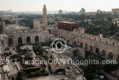 Tower of David Innovation Lab Launch in Jerusalem, Israel