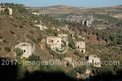 WMF Calls Attention to Lifta, Jerusalem
