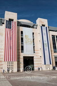 Trump Jerusalem Announcement Supoort in Jerusalem, Israel