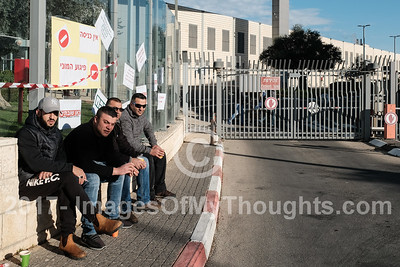 General Strike in Israel for TEVA