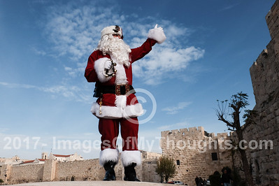Christmas 2017 in Jerusalem, Israel