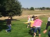 Chadron State College students enrolled in Elementary Education Block participate in Project Wet, Project Wild and Project Learning Tree with regional in-service teachers in Sept. 5, 2017, in Scottsbluff, Neb. Amanda Filipi with Wildcat Hills State Recreation Area and Nature Center and Amber Schultz with the Rocky Mountain Bird Conservatory lead the workshop. (Courtesy photo)