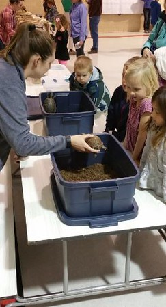 The Child Development Center host a Family Nature Night on May 5 to give families the opportunity to learn about nature. Bird Conservancy of the Rockies along with other federal and regional natural resources agencies will show and tell about the local ecosystem. Hands-on activities will include examining wildlife skulls, pelts and seeing live reptiles  4-6 p.m.. (Courtesy photo)
