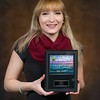 Eliza Hare is the Project Strive/TRiO Student of the Month for September 2017. (Photo by Daniel Binkard/Chadron State College)
