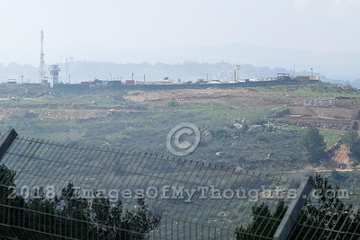 Security Preparations on Lebanese Border in Israel
