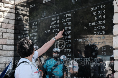 70 Years to Hadassah Convoy Massacre in Jerusalem, Israel
