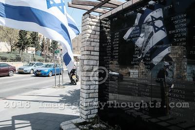70 Years to Hadassah Convoy Massacre in Jerusalem, Israel