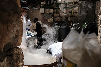 Passover 2018 Preparations in Jerusalem, Israel