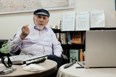 Walter Bingham, Holocaust Survivor in Jerusalem, Israel