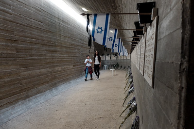 Memorial Day Commemorated in Jerusalem, Israel