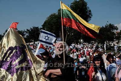 March of Life 2018 in Jerusalem, Israel