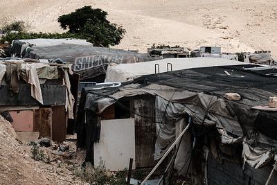 Eviction Threat to Bedouins, Khan Al Ahmar, Israel
