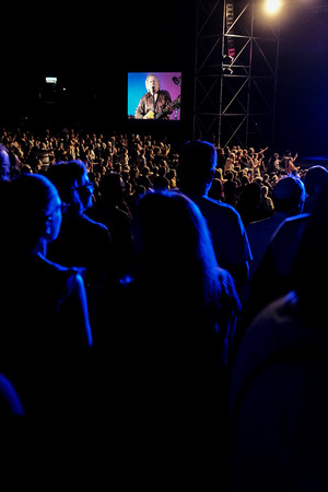 Don McLean in Concert in Raanana, Israel