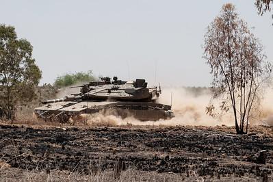 Arson Terrorism on the Gaza Border