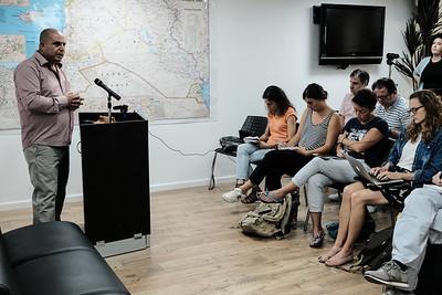 Municipal Elections Race in Jerusalem, Israel