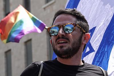 LGBT Nationwide Strike in Israel