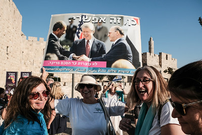 Women Wage Peace Rally in Jerusalem, Israel