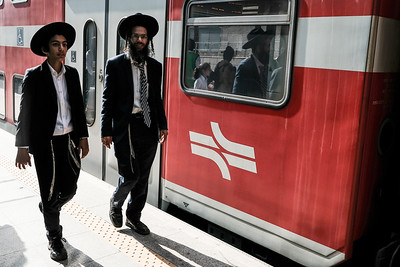 New Jerusalem Tel Aviv Train Line in Israel