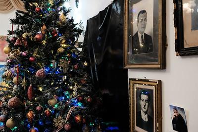 Christmas Preparations in  Fassouta, Israel