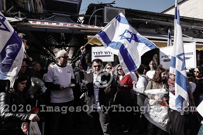 Families Demand Return of MIAs in Jerusalem, Israel