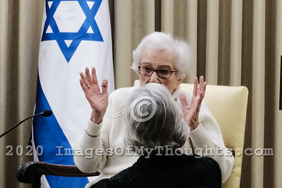 Int'l Holocaust Remembrance Day 2019 in Jerusalem, Israel