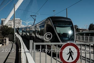 New Tram Route Gets Green Light in Jerusalem, Israel