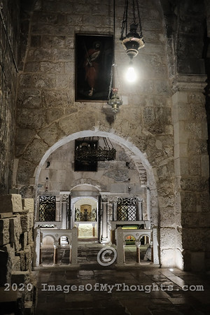 Prison of Christ Reopens in Jerusalem, Israel