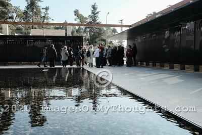 Saxum Christian Visitor Center in Abu Gosh, Israel