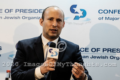 Conference of Presidents 2019 in Jerusalem, Israel