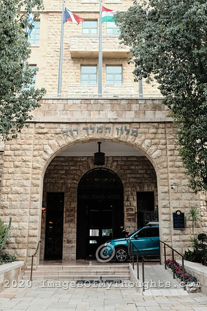 75 Years to the Revolt Against the British Mandate in Jerusalem, Israel
