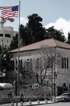 US Merges Jerusalem Consulate with Embassy in Israel