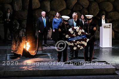 U.S. Secretary of State Visits Israel