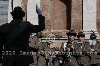 80th Anniversary End of Spanish Civil War in Italy