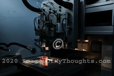 University 3D Prints Pulsating Human Heart in Tel Aviv, Israel