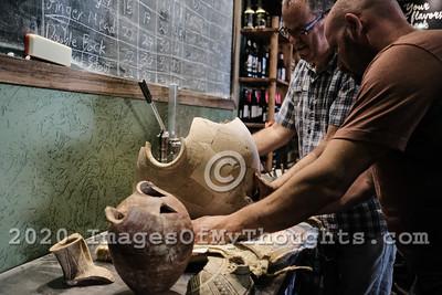 5,000 Year Old Beer in Jerusalem, Israel